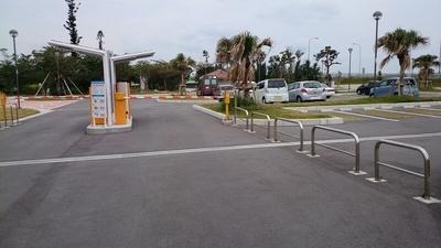 沖縄県那覇市|波之上宮・波の上ビーチ近く駐車場